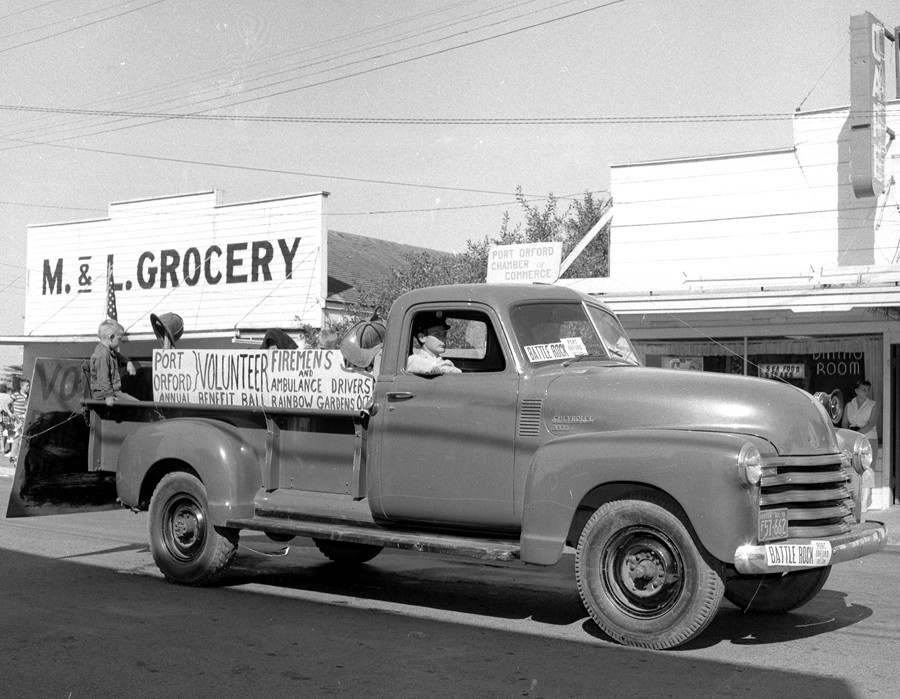 M&L (Moore and Lorenz) Grocery