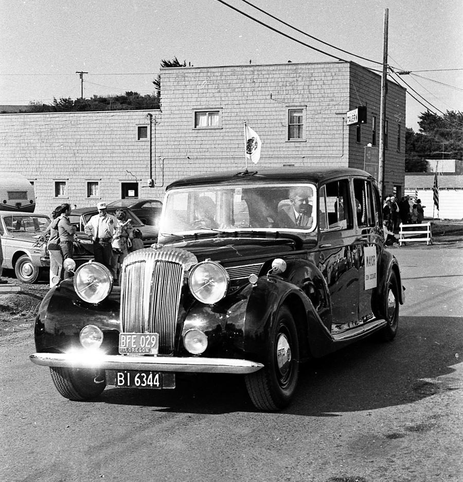 Cranberry Festival Parade 1972