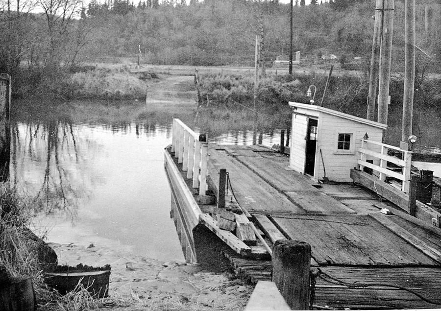 Riverton Ferry