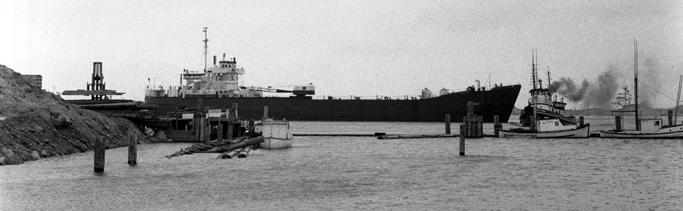 SS Coos Bay October 1957