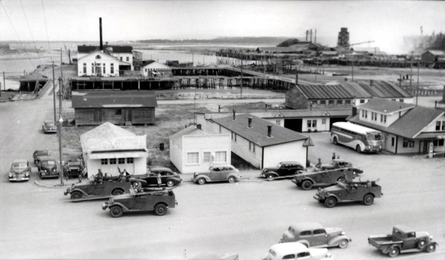 Bandon in the '50s