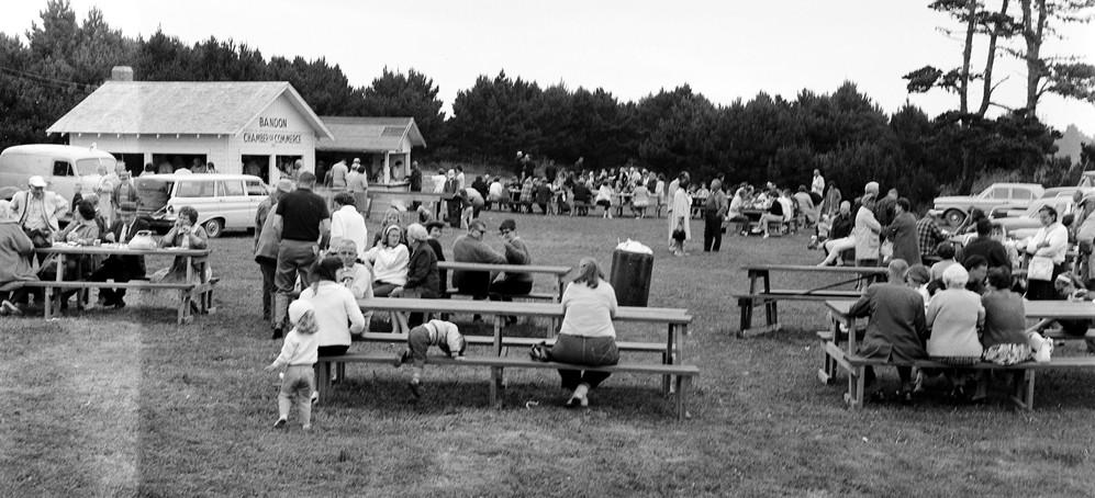 City Park 1964