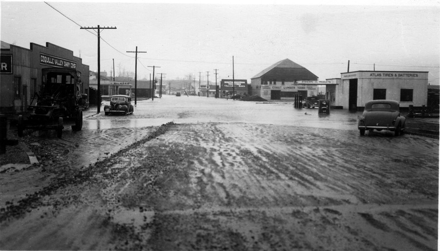 1940 Bandon flood