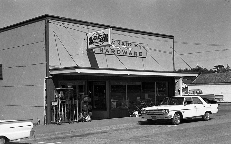 McNair's Home Town Hardware