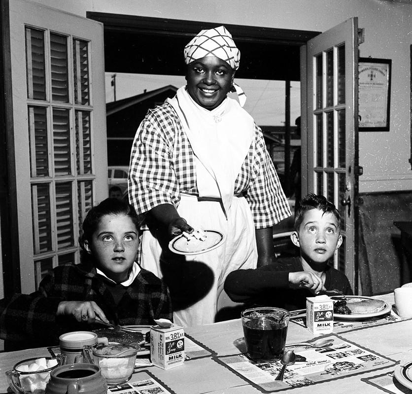 Aunt Jemima in Bandon