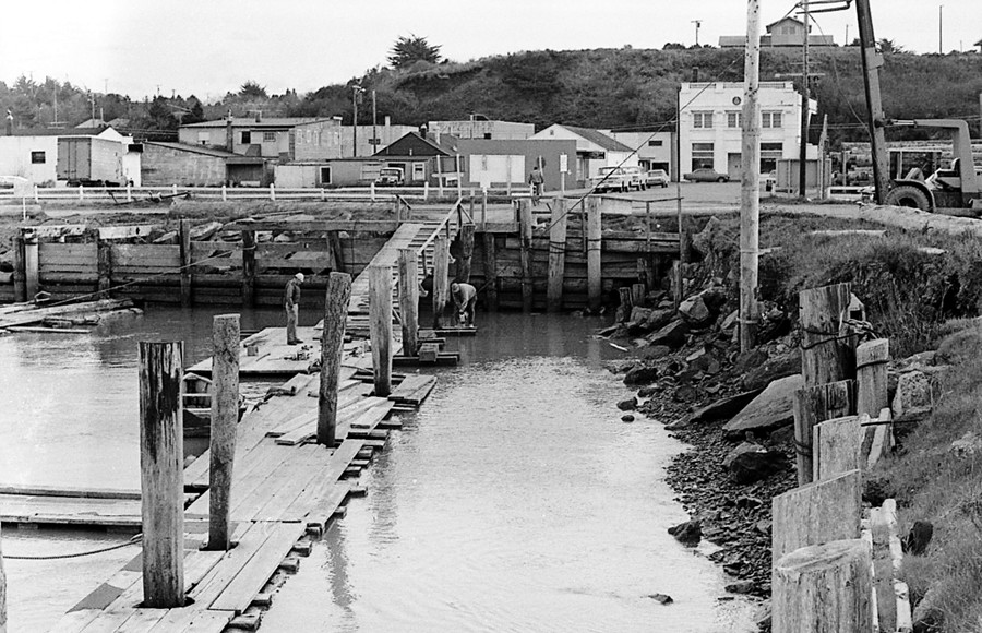 Bandon Boat Basin 1960s
