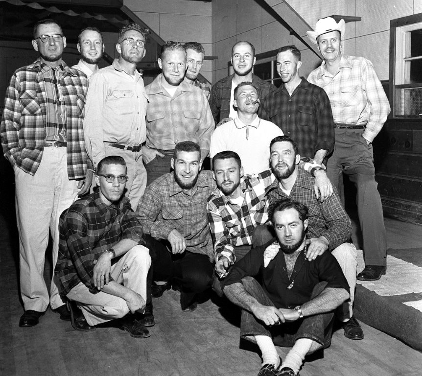 1959 beard-growing contest