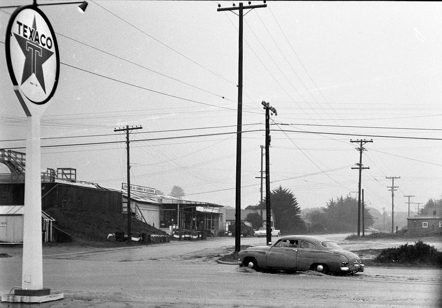 Bandon flood February 1958