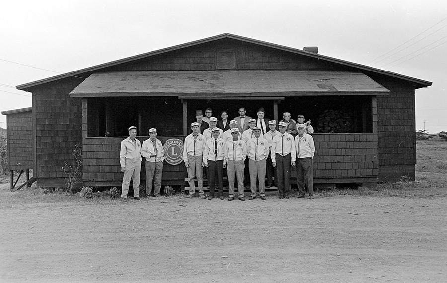 Bandon Lions Club 1966