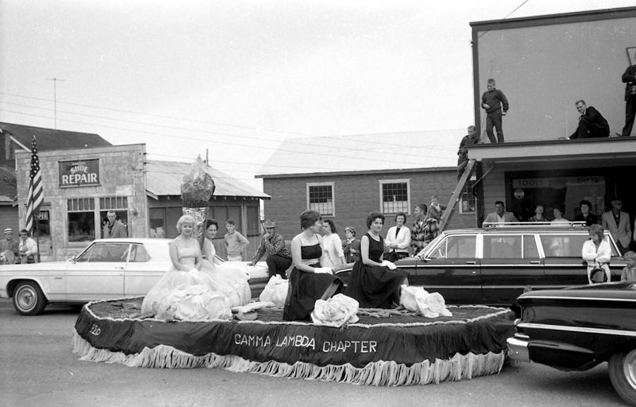 1963 Cranberry Festival Parade